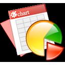 kchart wykres stats graph